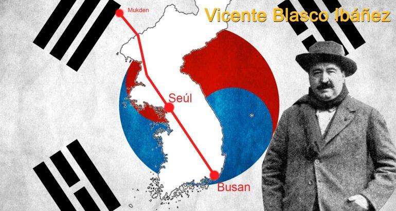 El viaje por Corea de Vicente Blasco Ibáñez